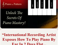 Piano by Pattern Lessons